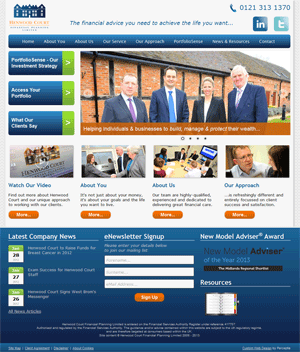 Henwood Court Home Page